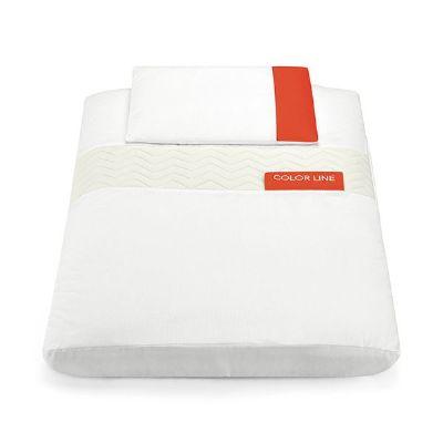 Παπλωματοθήκη και μαξιλαροθήκη για λίκνο Cam Cullami 144
