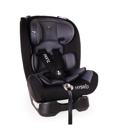 Κάθισμα Αυτοκινήτου Hybrid 0-36kg Grey Cangaroo