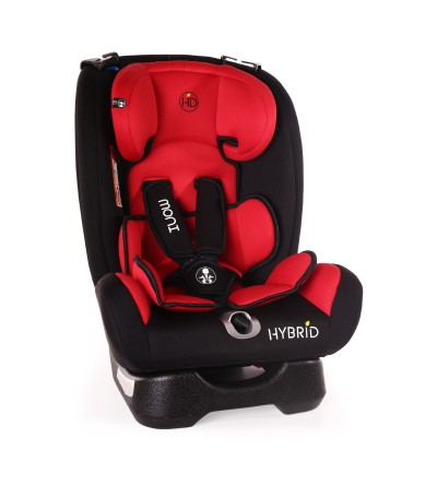 Κάθισμα Αυτοκινήτου Hybrid 0-36kg Red Cangaroo