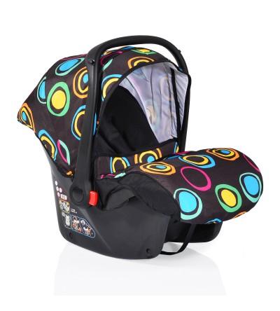 Κάθισμα Αυτοκινήτου Sarah 0-13kg Black Cangaroo 3800146238391