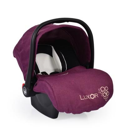 Κάθισμα Αυτοκινήτου Luxor 0-13kg Purple Cangaroo