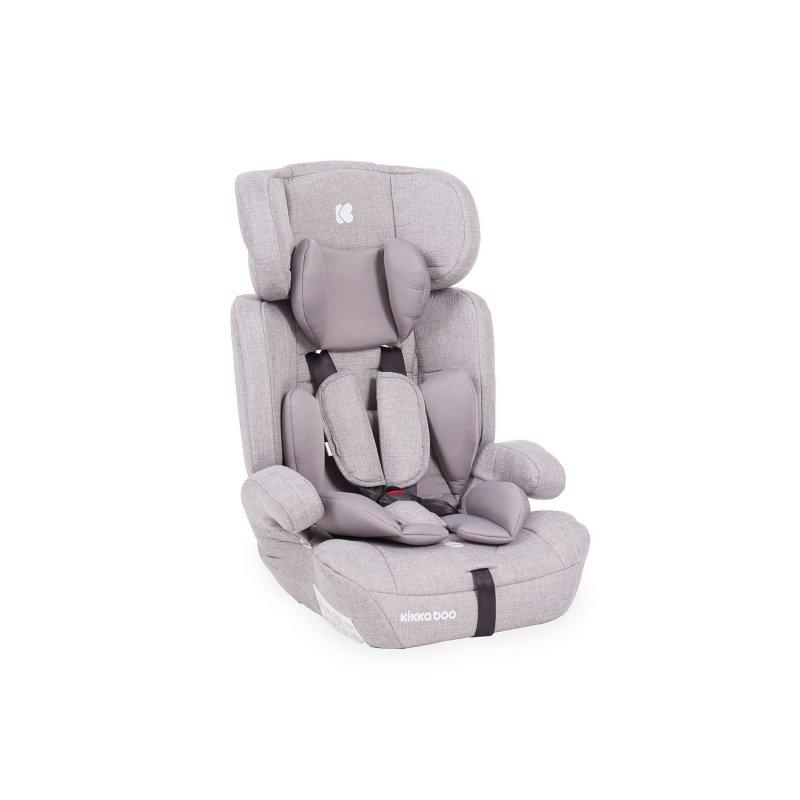 Κάθισμα Αυτοκινήτου Zimpla Grey 9-36kg Kikka Boo