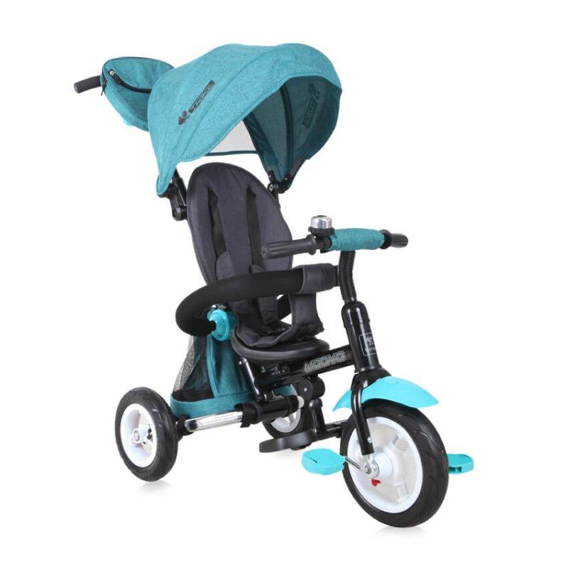 Παιδικό Τρίκυκλο Ποδήλατο Lorelli Moovo Air Green Luxe
