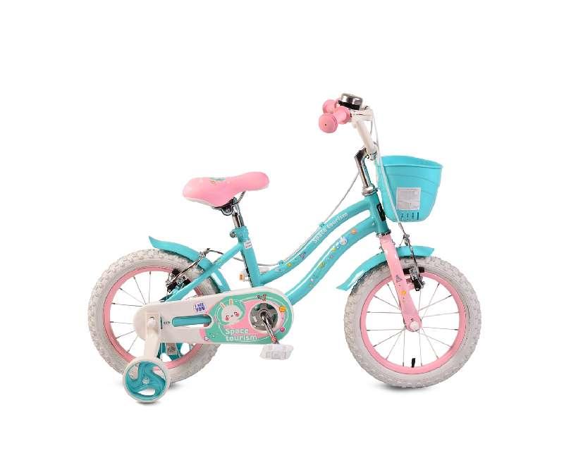 ΠαιδικόΠοδήλατο 1483 V-Brake 14'' Turquoise Moni