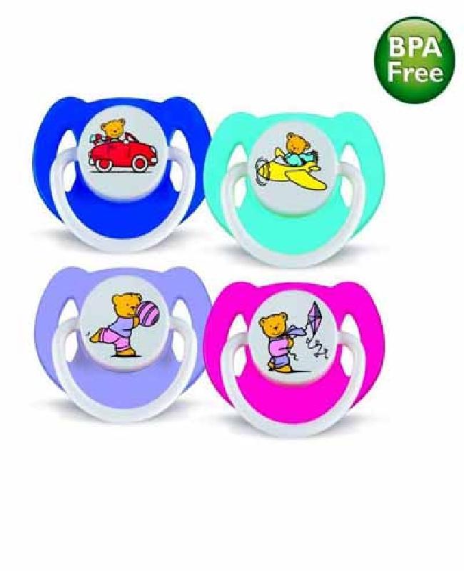 2 ΠΙΠΙΛΕΣ ΣΙΛΙΚΟΝΗΣ BPA FREE- ΑΡΚΟΥΔΑΚΙΑ 6 ΜΗΝΩΝ+ (Philips Avent
