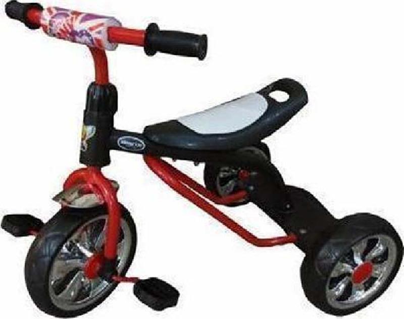 Kikkaboo Ποδηλατάκι Τρίκυκλο Superbike Red 31006020003