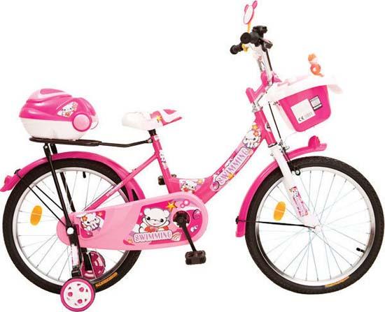 Παιδικό Ποδήλατο Girl 2082 20