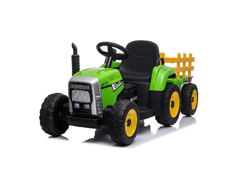 Ηλεκτροκίνητο Τρακτέρ 12V Farmer Green Moni