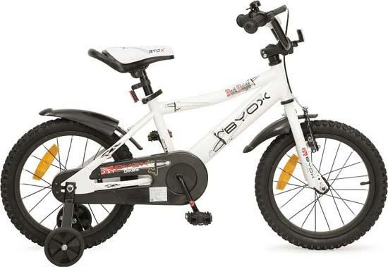 Παιδικό Ποδήλατο Byox Dark Night BMX 16
