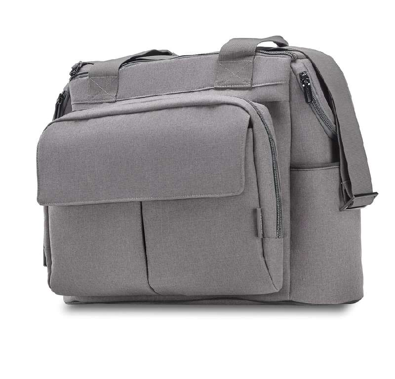 Τσάντα Αλλαξιέρα Dual Bag Trilogy Stone Grey Inglesina