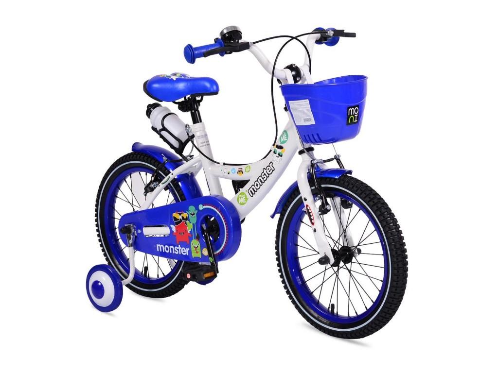 """Παιδικό Ποδήλατο Monster 2081 20"""" Blue Cangaroo"""