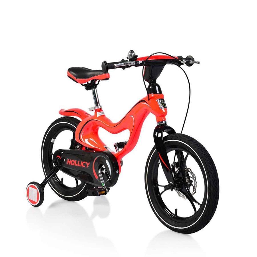 """Παιδικό Ποδήλατο 16"""" Byox Red Magnesium με αλουμινιένους τροχούς και δισκόφρενα"""