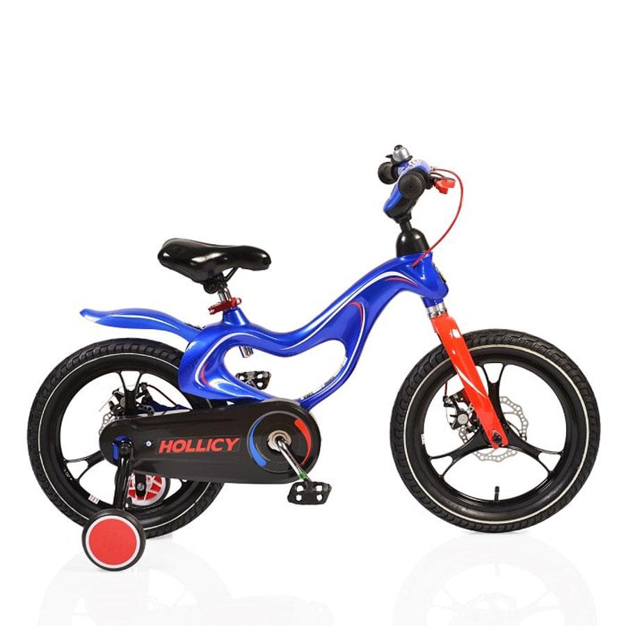 """Παιδικό Ποδήλατο 16"""" Byox Blue Magnesium με αλουμινιένους τροχούς και δισκόφρενα"""