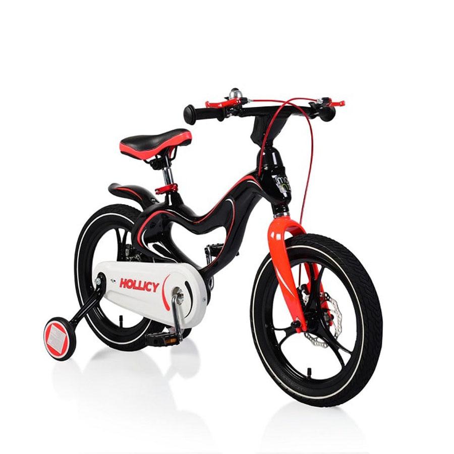 """Παιδικό Ποδήλατο 16"""" Byox Black Magnesium με αλουμινιένους τροχούς και δισκόφρενα"""