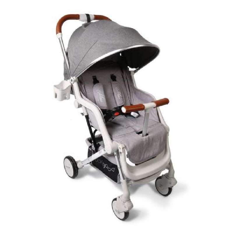 Παιδικό Καρότσι Mini Grey Cangaroo