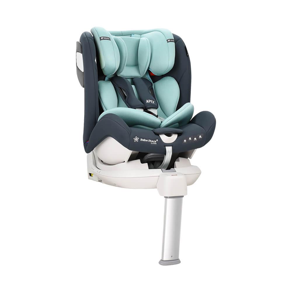 Κάθισμα Αυτοκινήτου Apex 360° Isofix Mint 925-184 Bebe Stars
