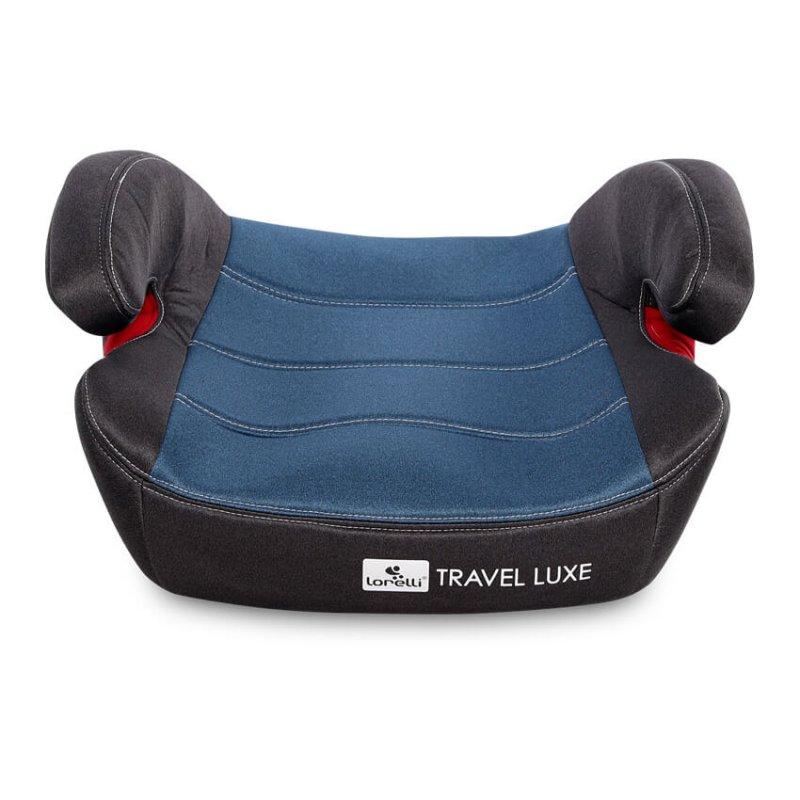 Lorelli Παιδικό κάθισμα αυτοκινήτου Travel Luxe Isofix 15-36kg Blue