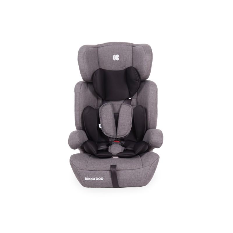 Κάθισμα Αυτοκινήτου Zimpla Dark Grey 9-36kg Kikka Boo