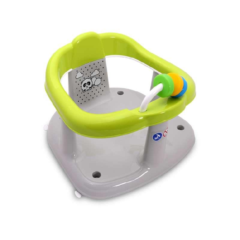 Κάθισμα Μπάνιου Bath Ring Panda Green Lorelli