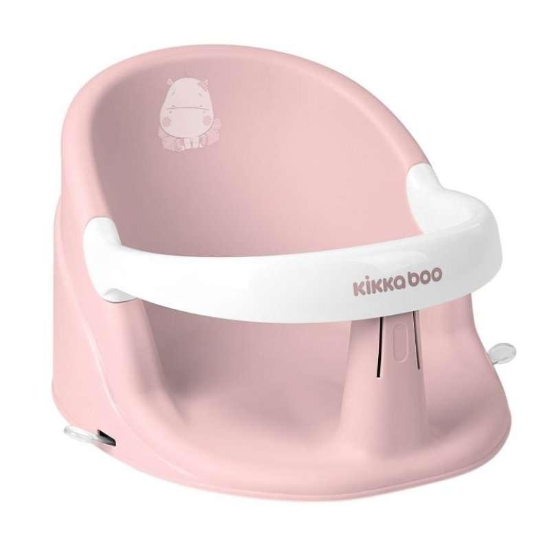 Κάθισμα Mπάνιου Hippo Pink Kikka boo