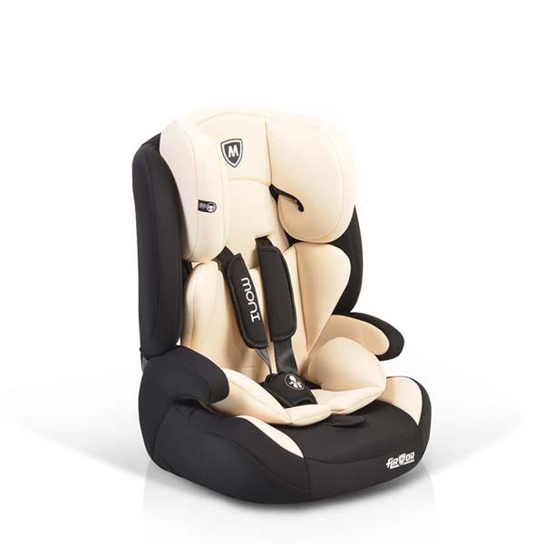 Παιδικό κάθισμα αυτοκινήτου Armor 9-36kg Beige Cangaroo