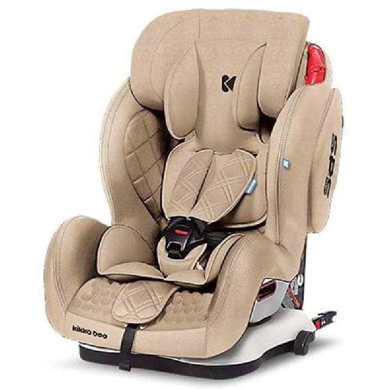 Kikkaboo Major 9-36 kg ISOFIX Παιδικό Κάθισμα Αυτοκινήτου - Beige