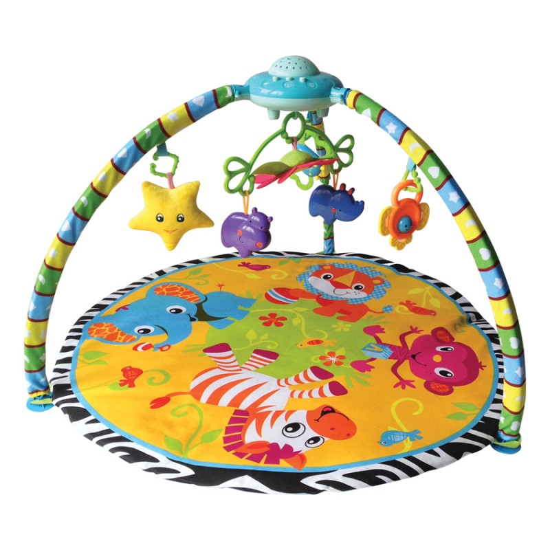 Lorelli Βρεφικό Γυμναστήριο Playmat Projector