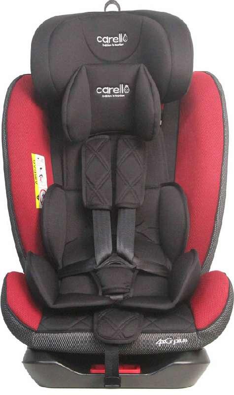 Κάθισμα Αυτοκινήτου 4XG Plus Isofix 0-36kg Carello