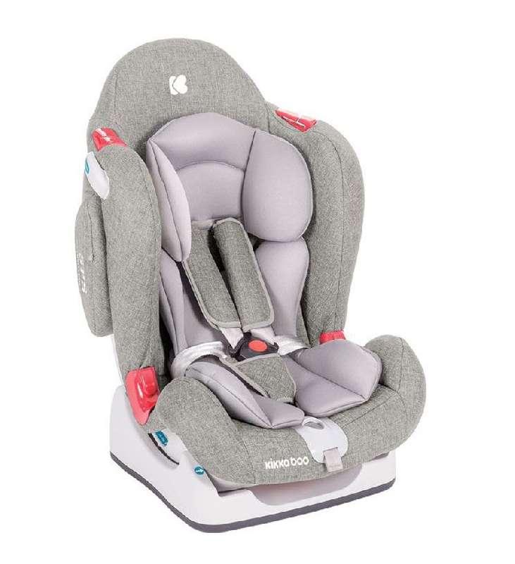 Κάθισμα αυτοκινήτου O'Right 0-25kg Light Grey Kikkaboo