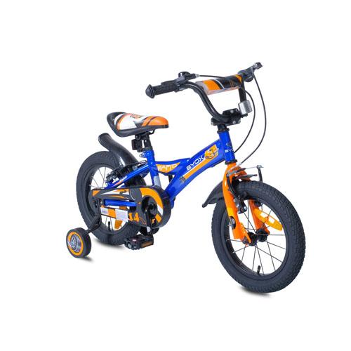 """Παιδικό ποδήλατο Rapid 14"""" New Blue Byox"""