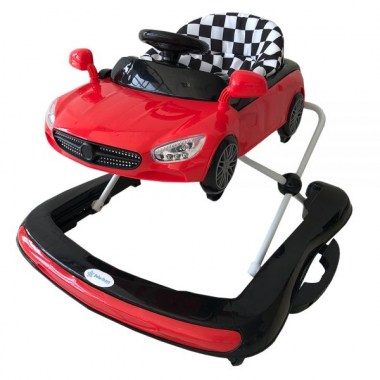 Περπατούρα Bebe Stars Racing Car 4in1 4210