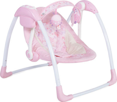 Ρηλάξ-κούνια Sky Pink Cangaroo