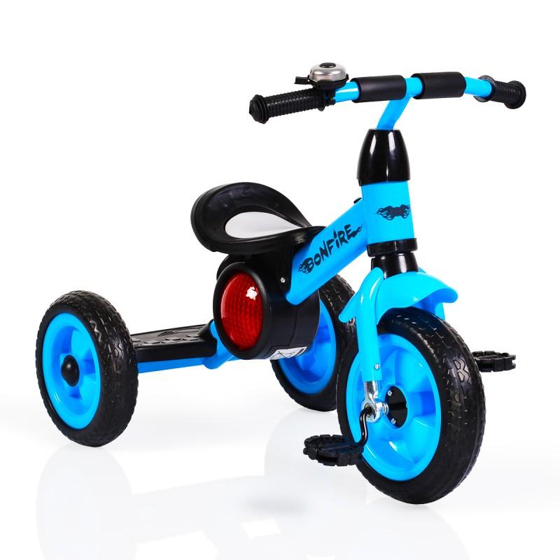 Τρίκυκλο Ποδηλατάκι Bonfire BW-158 Blue Byox