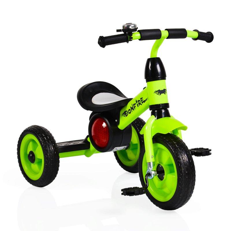 Τρίκυκλο Ποδηλατάκι Bonfire BW-158 Green Byox