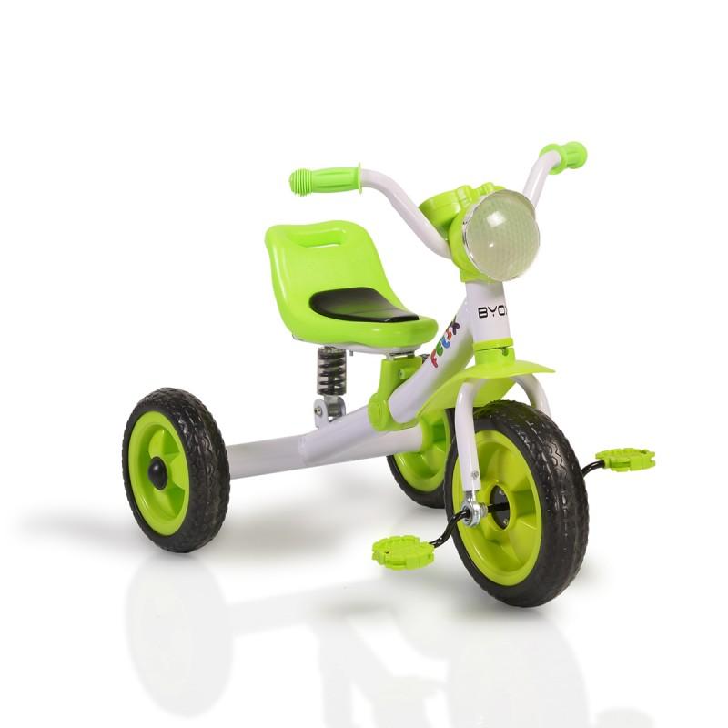 Τρίκυκλο Ποδηλατάκι Felix Green Byox