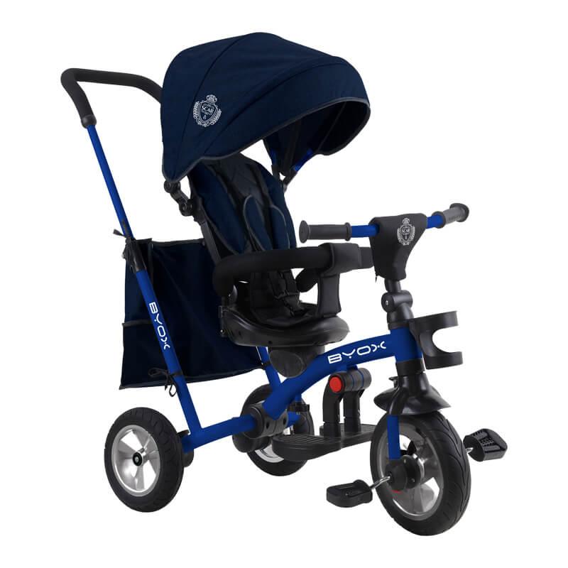 Τρίκυκλο ποδήλατο Scar Blue Byox